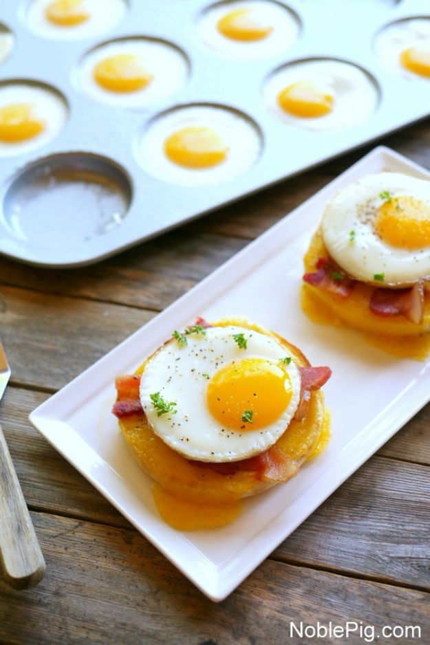Best Brunch Recipes - Perfect Brunch Eggs - Eggs, Pancakes, Waffles, Casseroles, Vegetable Dishes and Side, Potato Recipe Ideas for Brunches - Serve A Crowd and Family with the versions of Eggs Benedict, Mimosas, Muffins and Pastries, Desserts - Make Ahead , Slow Cooler and Healthy Casserole Recipes http://diyjoy.com/best-brunch-recipes