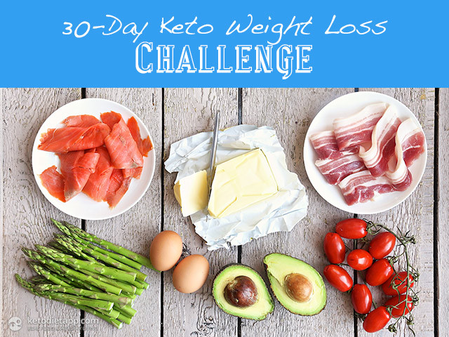 30 10 Weight Loss Recipes  30 Day Keto Weight Loss Challenge