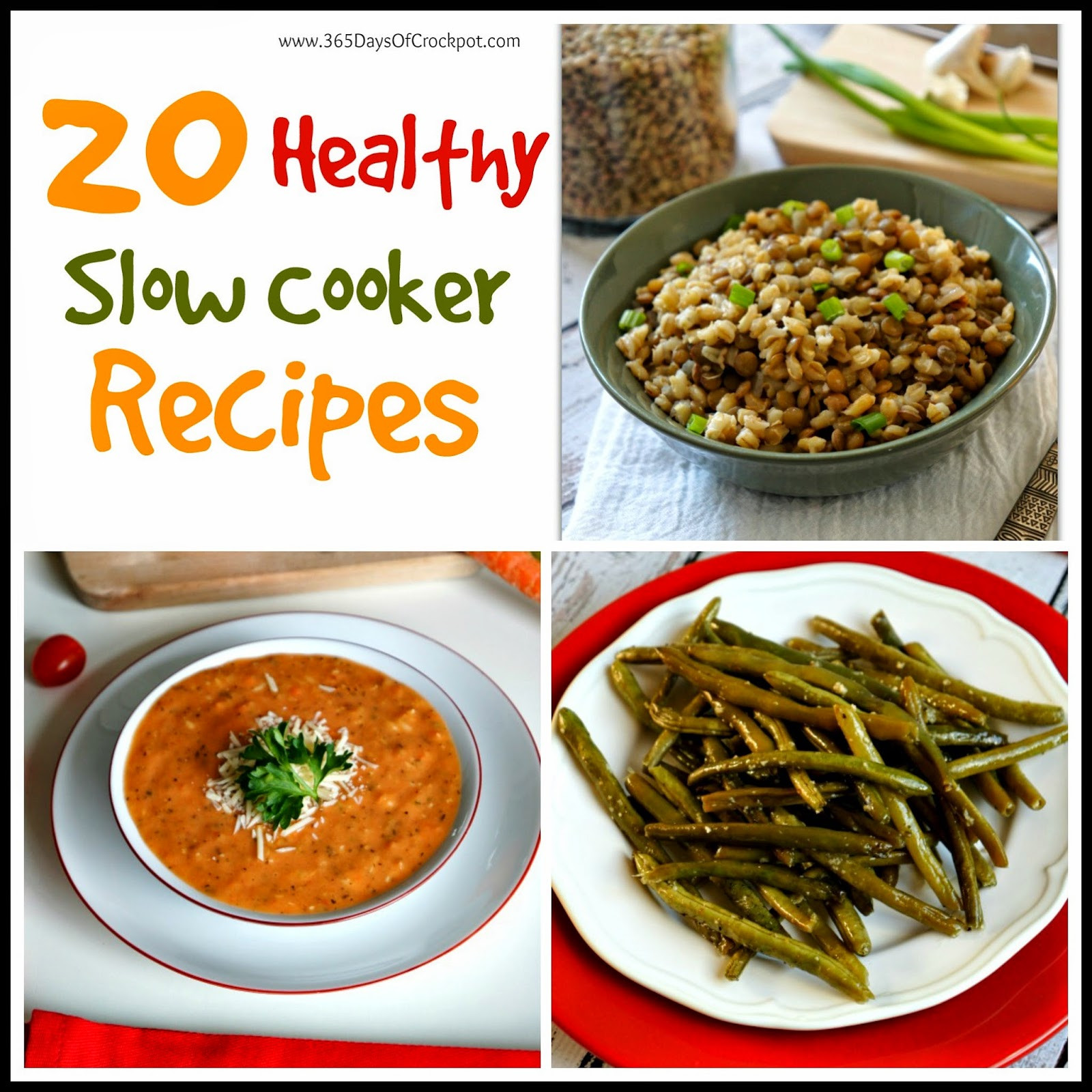365 Gluten Free Crockpot Recipes  365 Days of Slow Cooking
