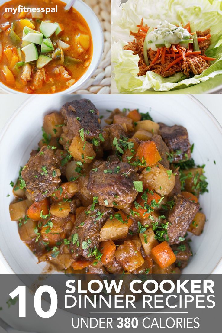 500 Heart Healthy Slow Cooker Recipes  25 best ideas about 400 Calorie Meals on Pinterest