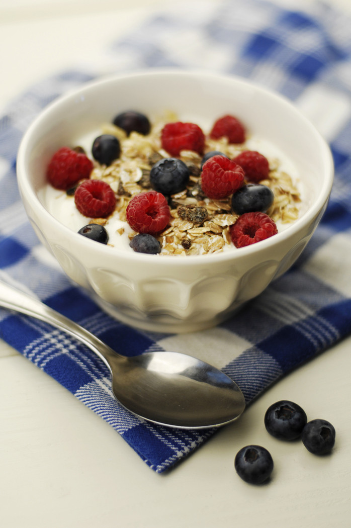 A Healthy Breakfast  Healthy Breakfast Ideas For The Go