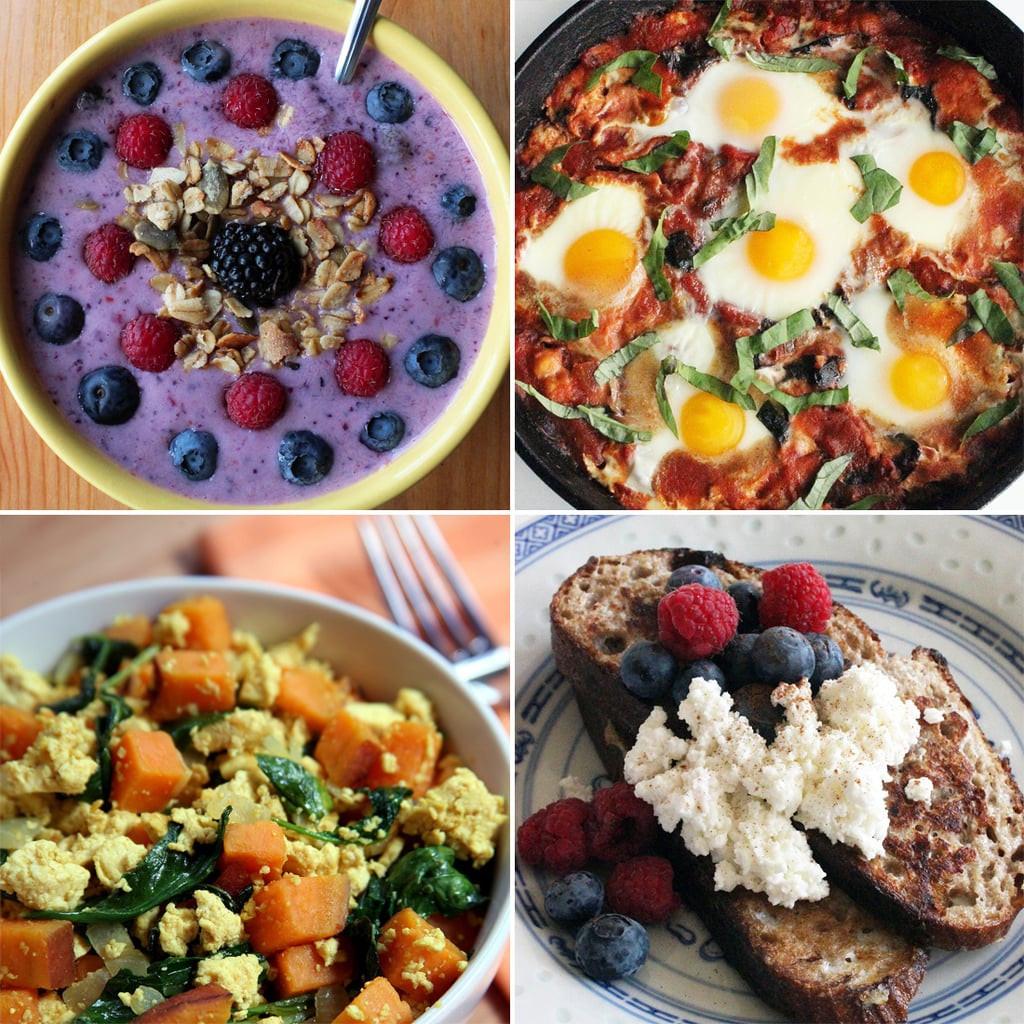 A Healthy Breakfast  Healthy Breakfast Recipe Ideas