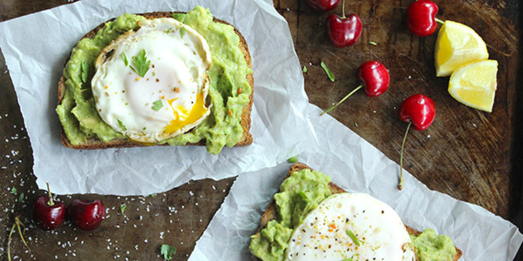 A Healthy Breakfast  Here Are 7 Days Worth Healthy Trophy Worthy Breakfasts