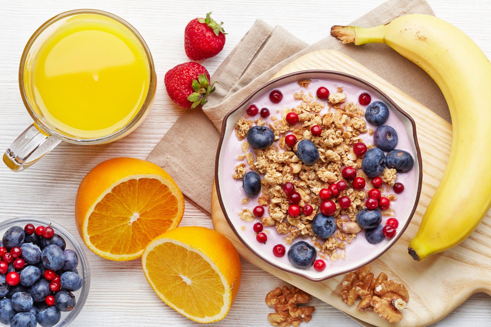 A Healthy Breakfast  Easy And Healthy Breakfast Ideas