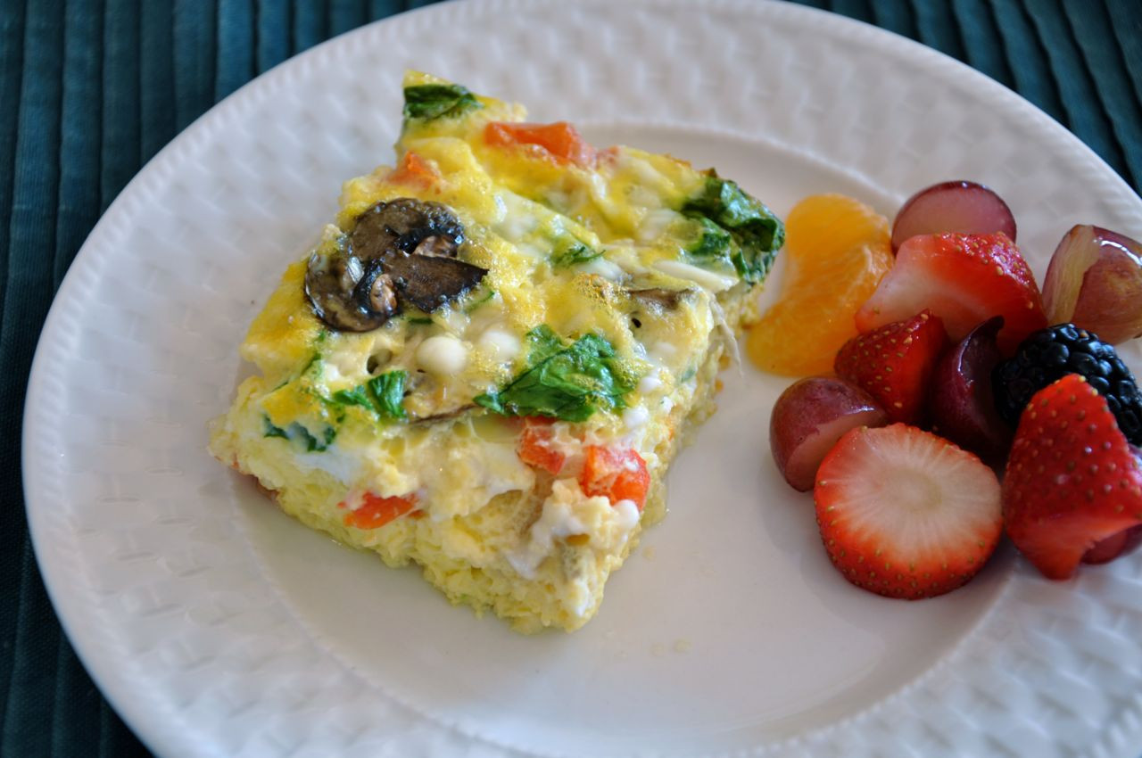 A Healthy Breakfast  A Balanced Breakfast Recipe — Dishmaps