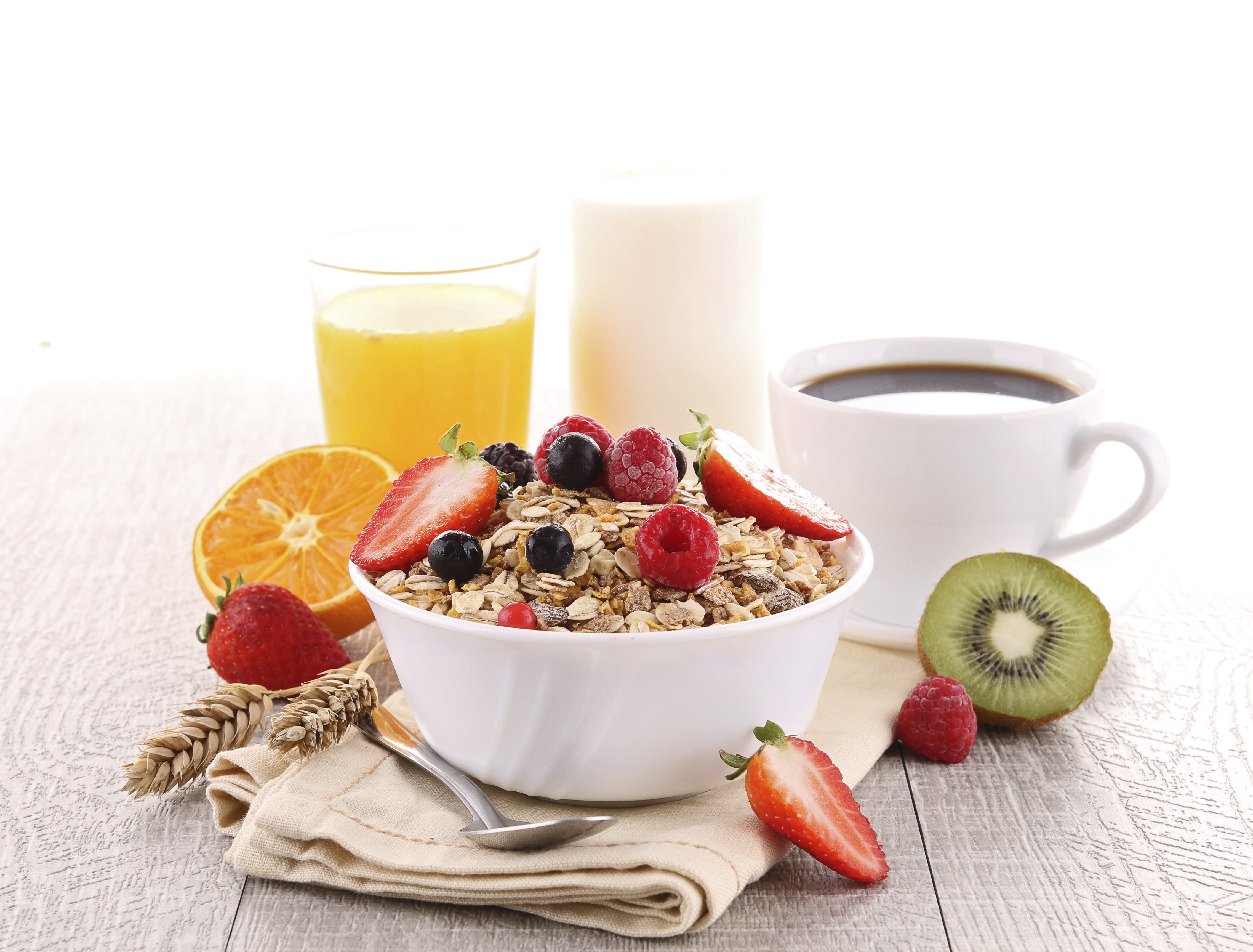 A Healthy Breakfast  Is there an ideal breakfast time that is more advantageous