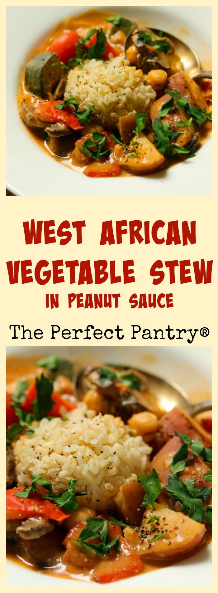 African American Vegetarian Recipes  Best 25 West African Food ideas on Pinterest