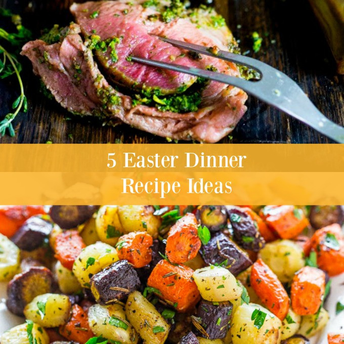 Allrecipes Easter Dinner  5 Unique Easter Dinner Recipes SoFabFood Holiday