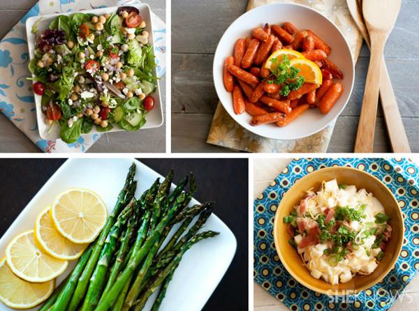 Allrecipes Easter Dinner  easter ve able side dishes