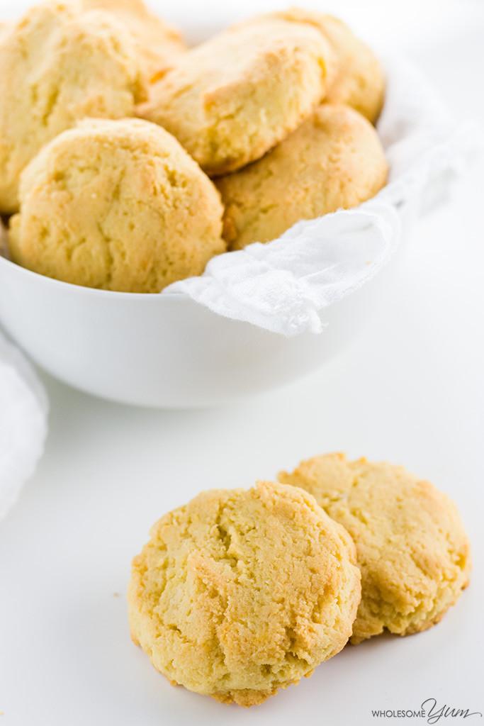 Almond Flour Recipes Low Carb  Low Carb Paleo Almond Flour Biscuits Recipe Gluten free