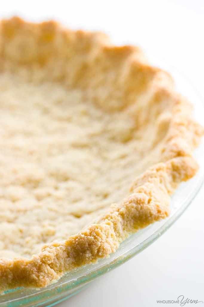 Almond Flour Recipes Low Carb  Low Carb Paleo Almond Flour Pie Crust Recipe 5 Ingre nts