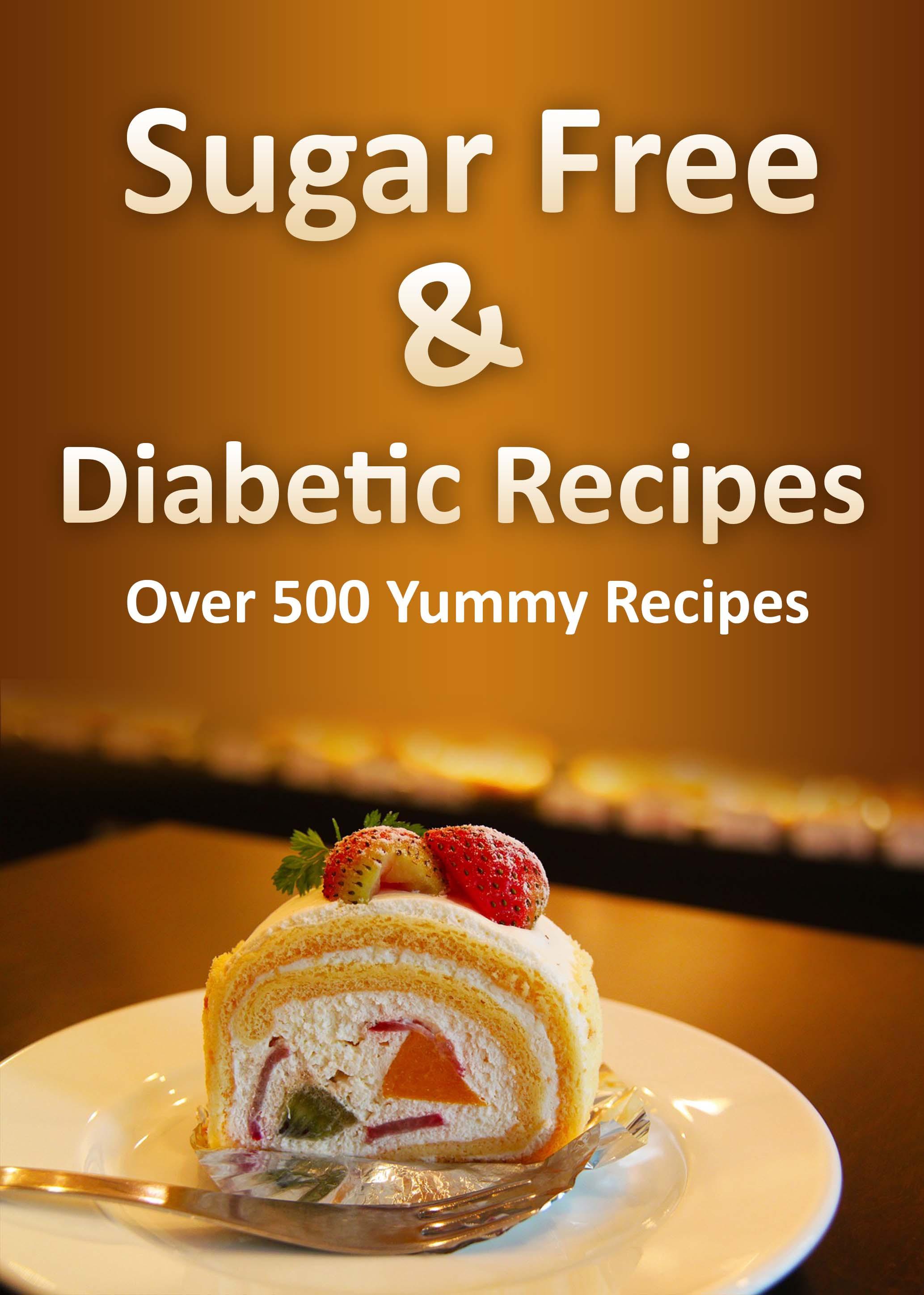 American Diabetic Recipes  500 Sugar Free Diabetic Recipes
