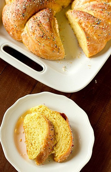 Anise Easter Bread  Italian Easter Bread Recipe