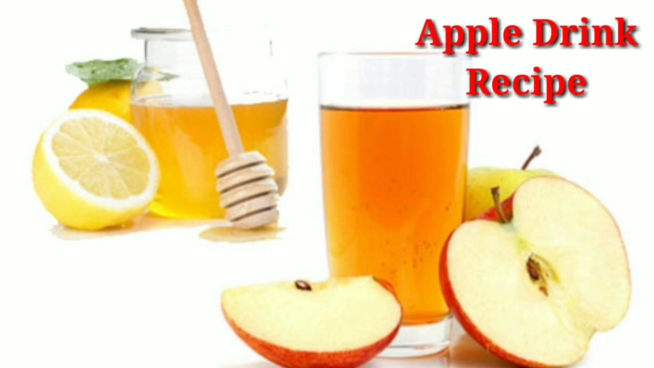 Apple Cider Vinegar Recipes For Weight Loss  Apple cider vinegar weight loss recipe