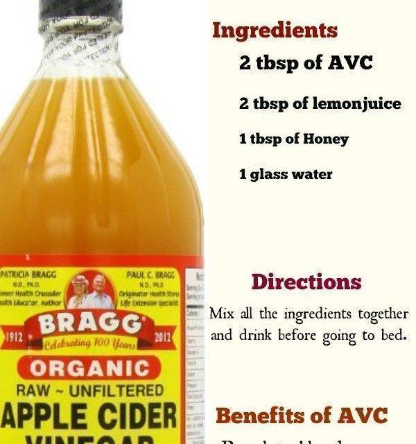 Apple Cider Vinegar Recipes For Weight Loss  Apple Cider Vinegar for Weight Loss in 1 Week how do you