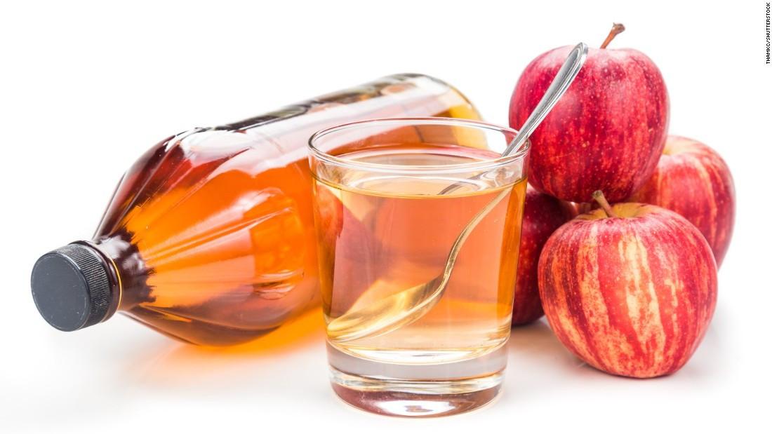 Apple Cider Vinegar Weight Loss Cnn  Apple cider vinegar uses What the experts say CNN