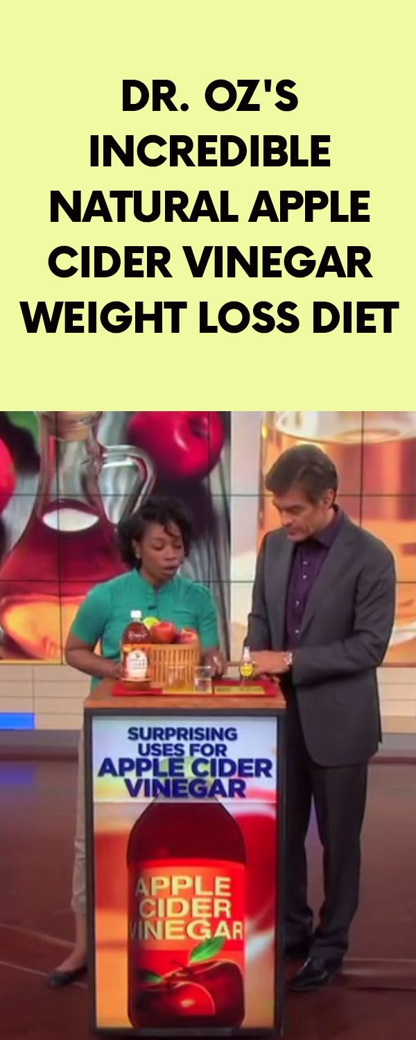 Apple Cider Vinegar Weight Loss Dr Oz  4282 best Mai Style Well Said images on Pinterest