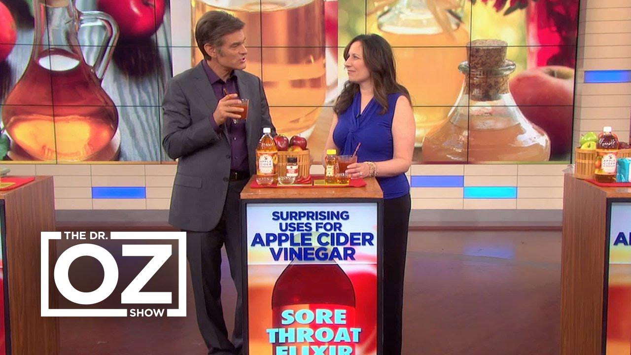 Apple Cider Vinegar Weight Loss Dr Oz  3 Healthy Ways to Use Apple Cider Vinegar