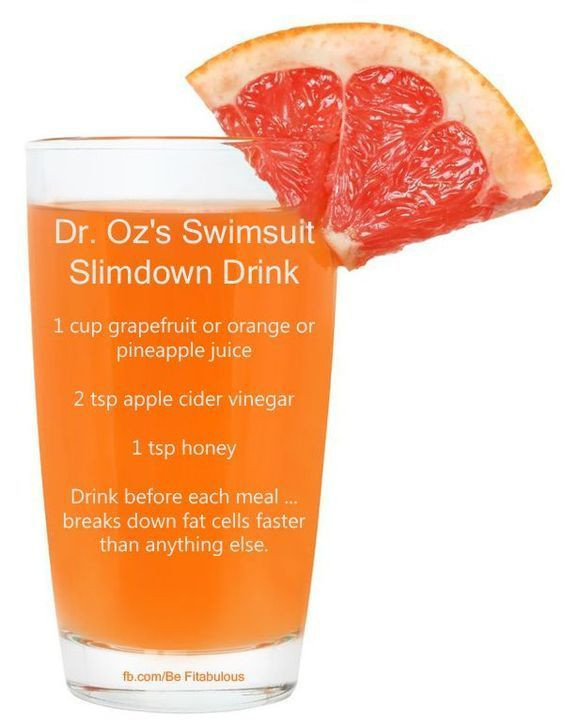 Apple Cider Vinegar Weight Loss Dr Oz  Femme Fitale Fit Club Blog5 Tips To Get Results With The