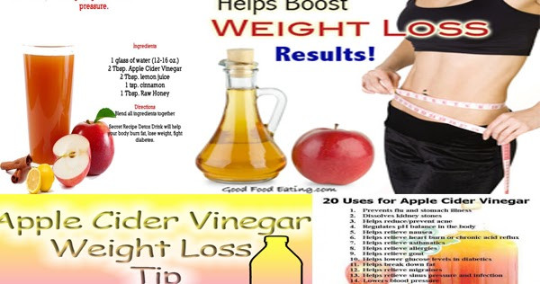 Apple Cider Vinegar Weight Loss  The Miracle Working Apple Cider Vinegar Weight Loss Plan