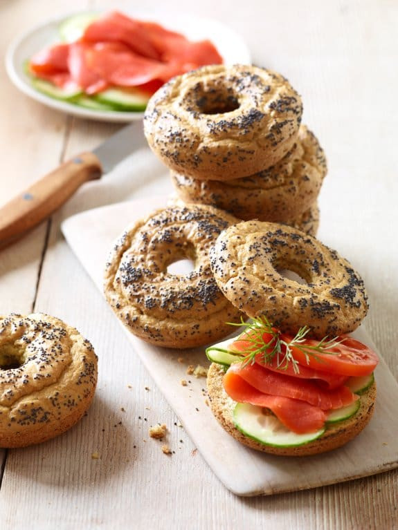 Are Bagels Dairy Free  Best Gluten Free Bagel Recipes Plus Croissants and More