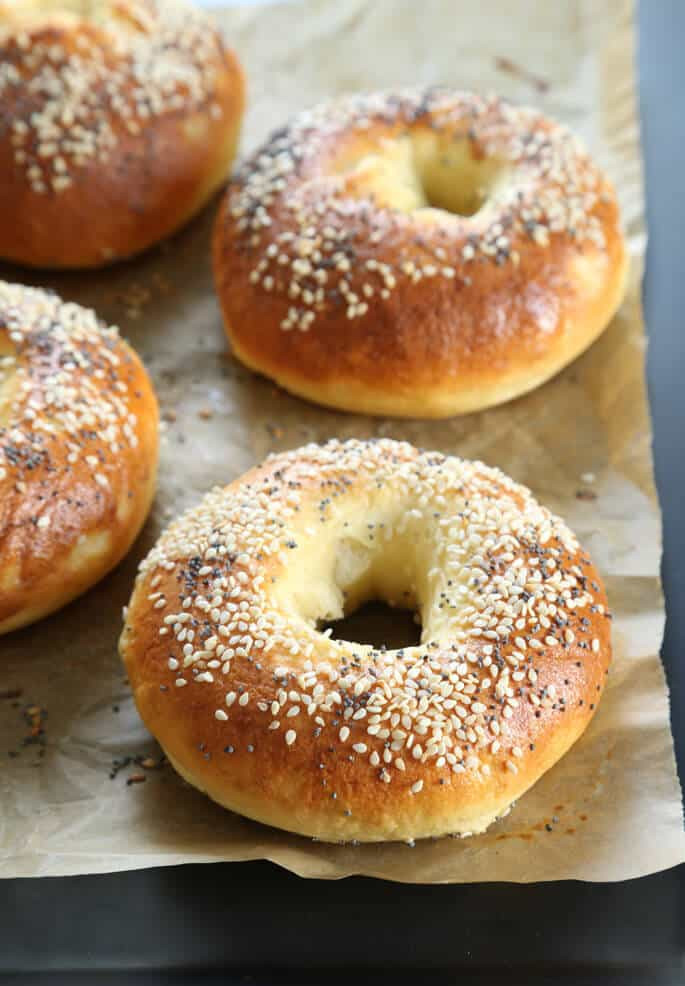 Are Bagels Dairy Free  Easy No Rise Gluten Free Bagels No planning necessary