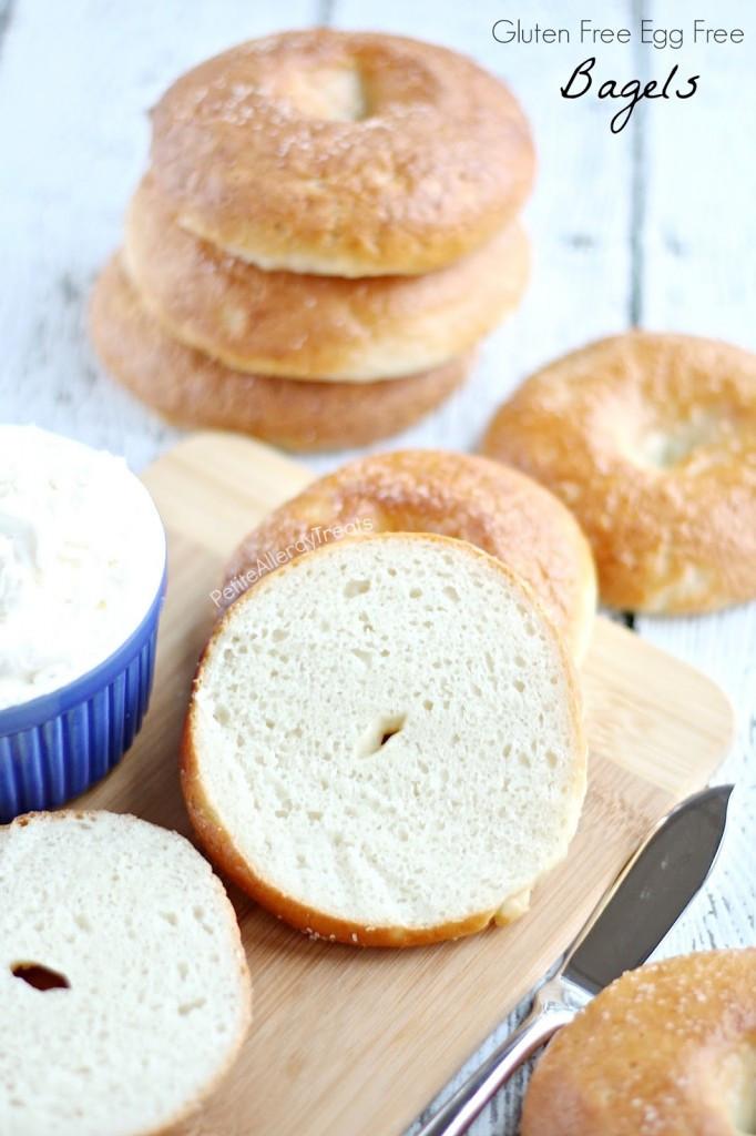 Are Bagels Dairy Free  Gluten Free Egg Free Bagels Vegan Dairy Free Petite