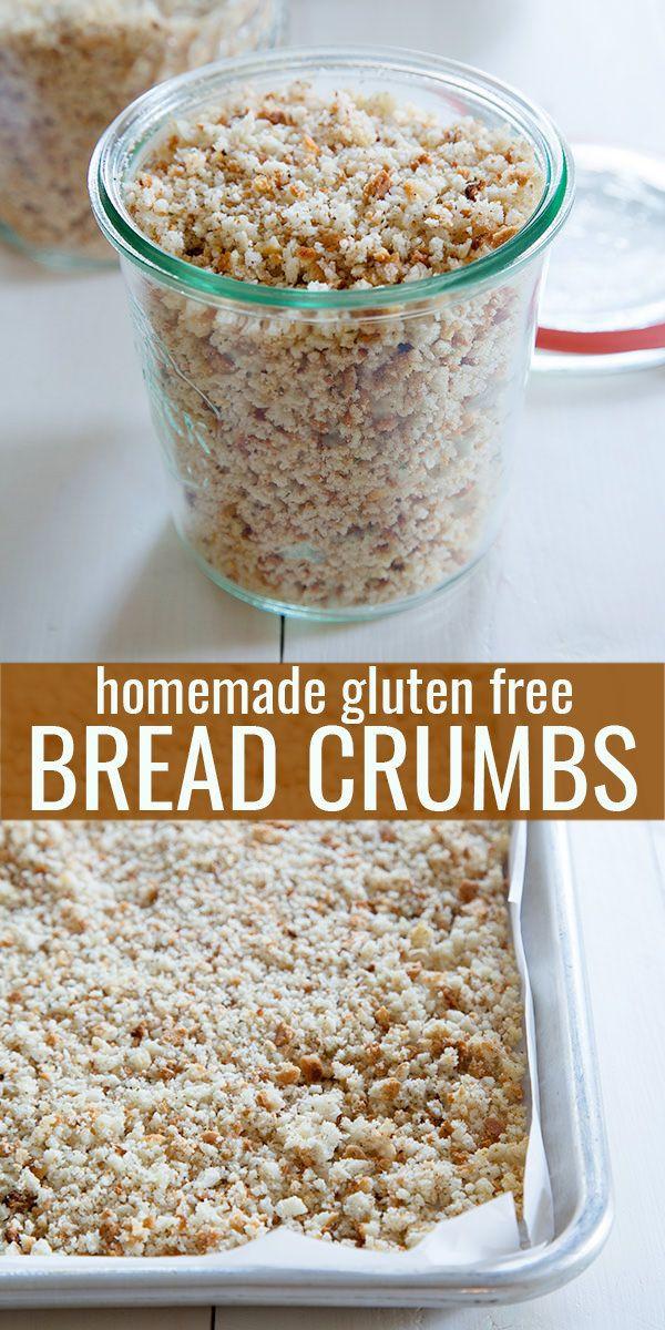 Are Bread Crumbs Gluten Free  Best 25 Gluten free bread crumbs ideas on Pinterest