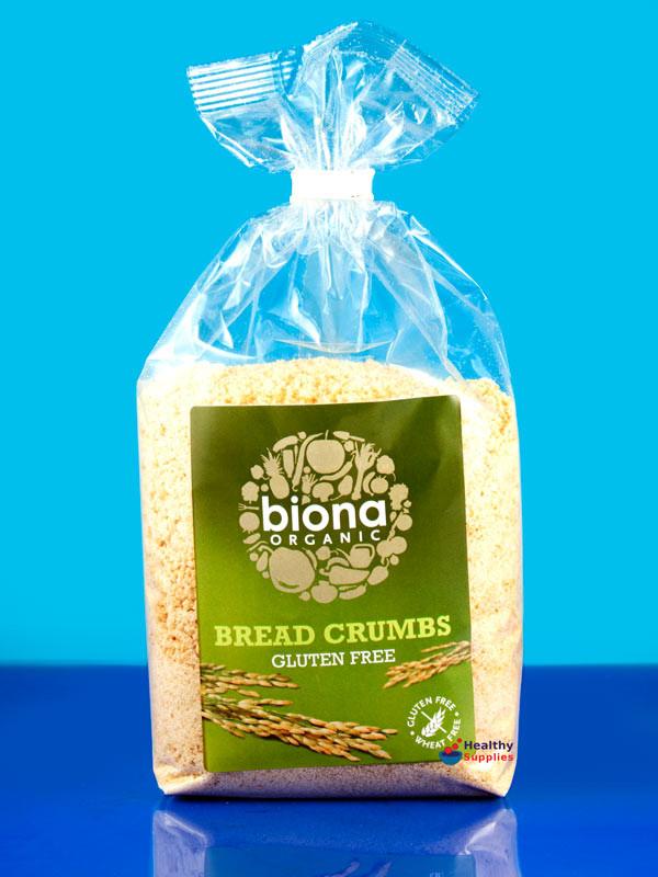 Are Bread Crumbs Gluten Free  Gluten Free Bread Crumbs Organic 500g Biona