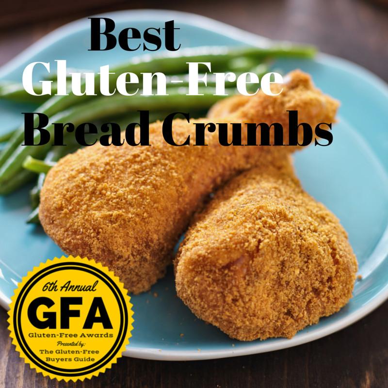 Are Bread Crumbs Gluten Free  Best Gluten Free Bread Crumbs of 2015 The Gluten Free Awards