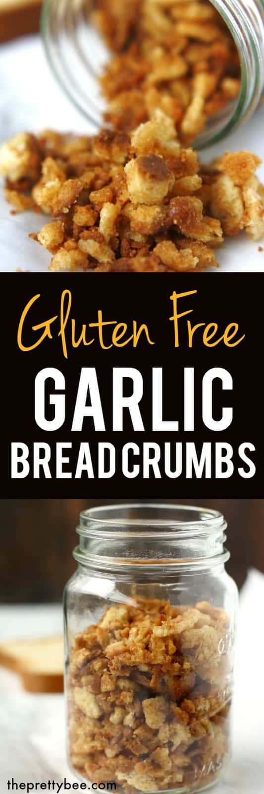 Are Bread Crumbs Gluten Free  How to Make Gluten Free Bread Crumbs The Pretty Bee