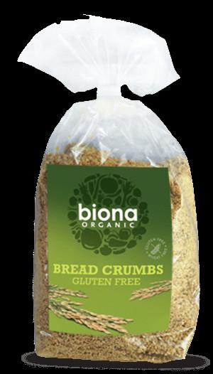 Are Bread Crumbs Gluten Free  Biona Organic Gluten Free Bread Crumbs 500g