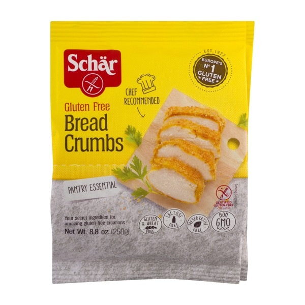 Are Bread Crumbs Gluten Free  Dr Schar Bread Crumbs Gluten Free Wheat Free from Fairway