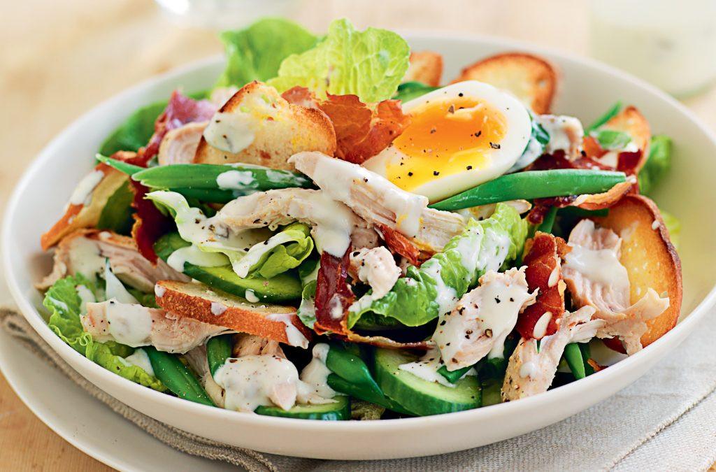 Are Caesar Salads Healthy  Chicken Caesar salad Healthy Food Guide