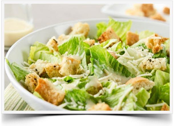 Are Caesar Salads Healthy  Best Healthy Caesar Salad Recipe With Greek Yogurt
