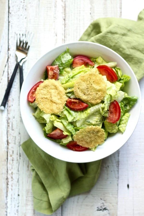 Are Caesar Salads Healthy  HEALTHY CAESAR SALAD
