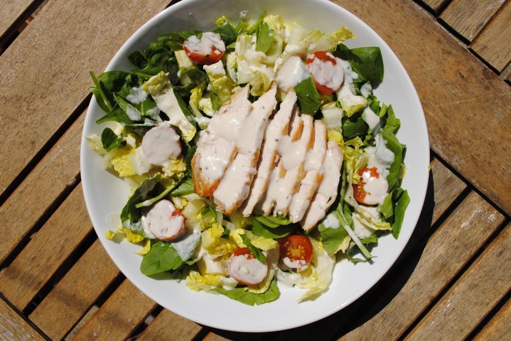 Are Caesar Salads Healthy  Chicken Caesar Salad Hungry Healthy Happy