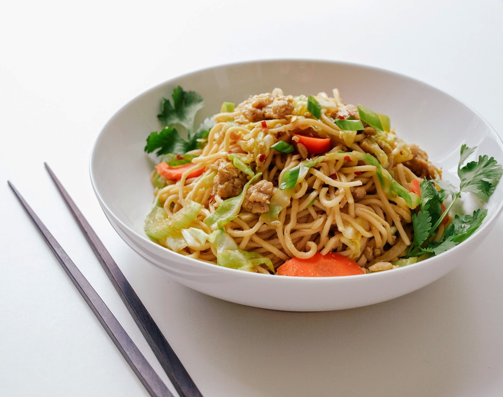 Are Chow Mein Noodles Vegan  THE SIMPLE VEGANISTA TEMPEH CHOW MEIN