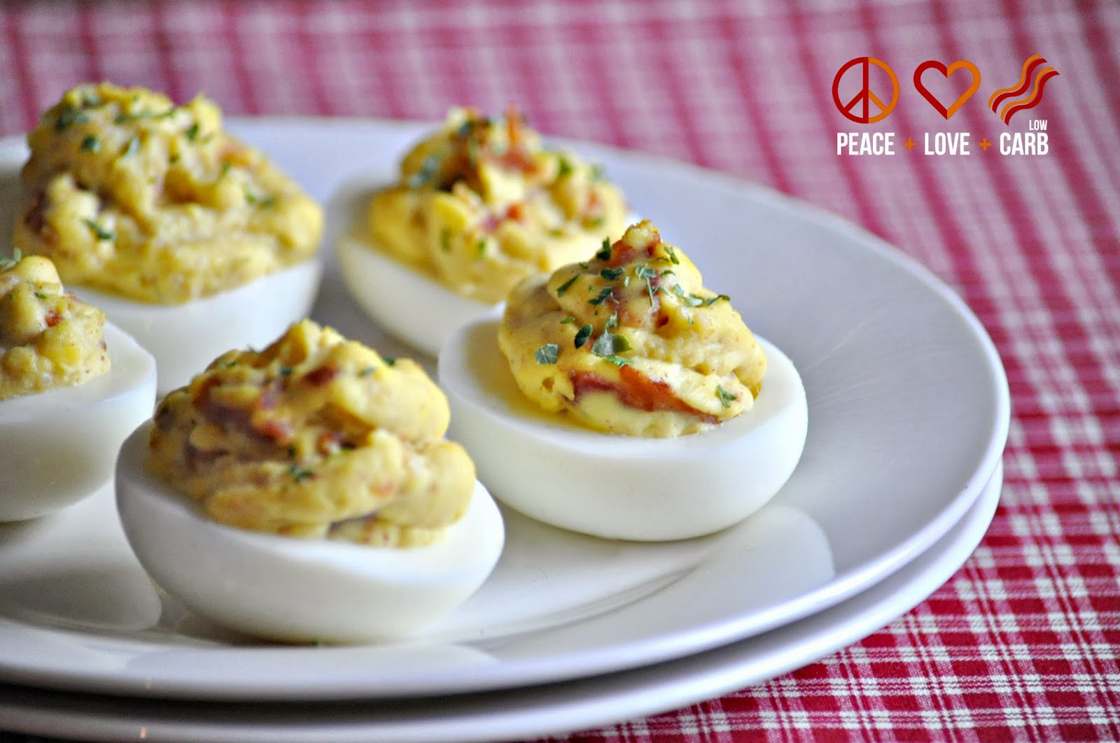 Are Deviled Eggs Low Carb  Bacon Deviled Eggs Low Carb Paleo