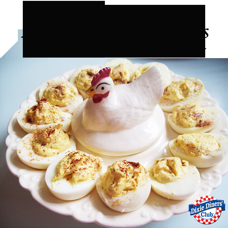 Are Deviled Eggs Low Carb  Low Carb Deviled Eggs Recipe Dixie Diners Club