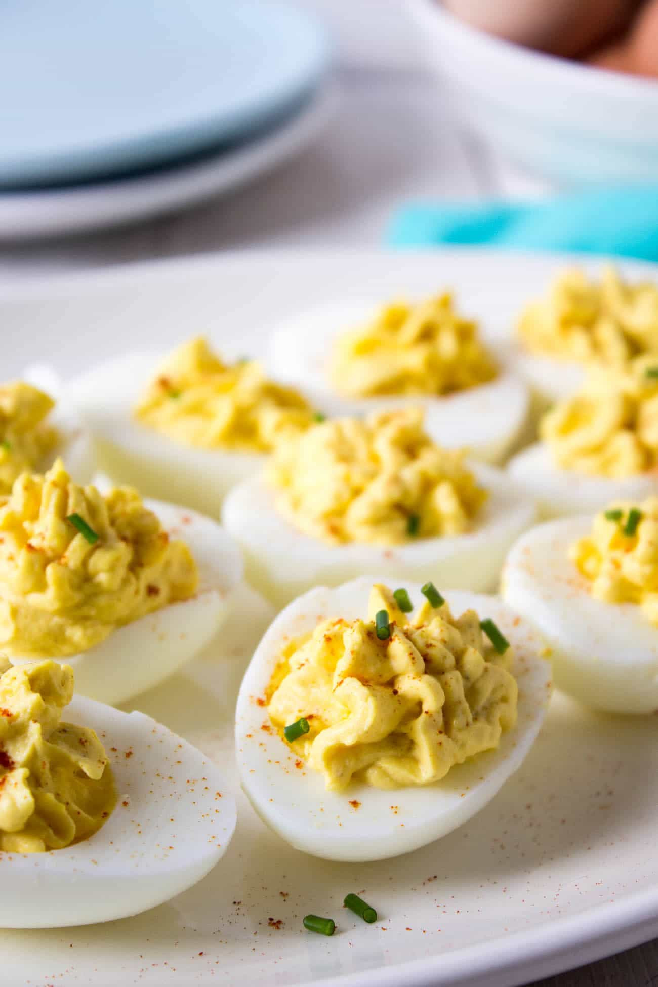 Are Deviled Eggs Low Carb  Low Carb Appetizer Recipes for the Holidays Simply So