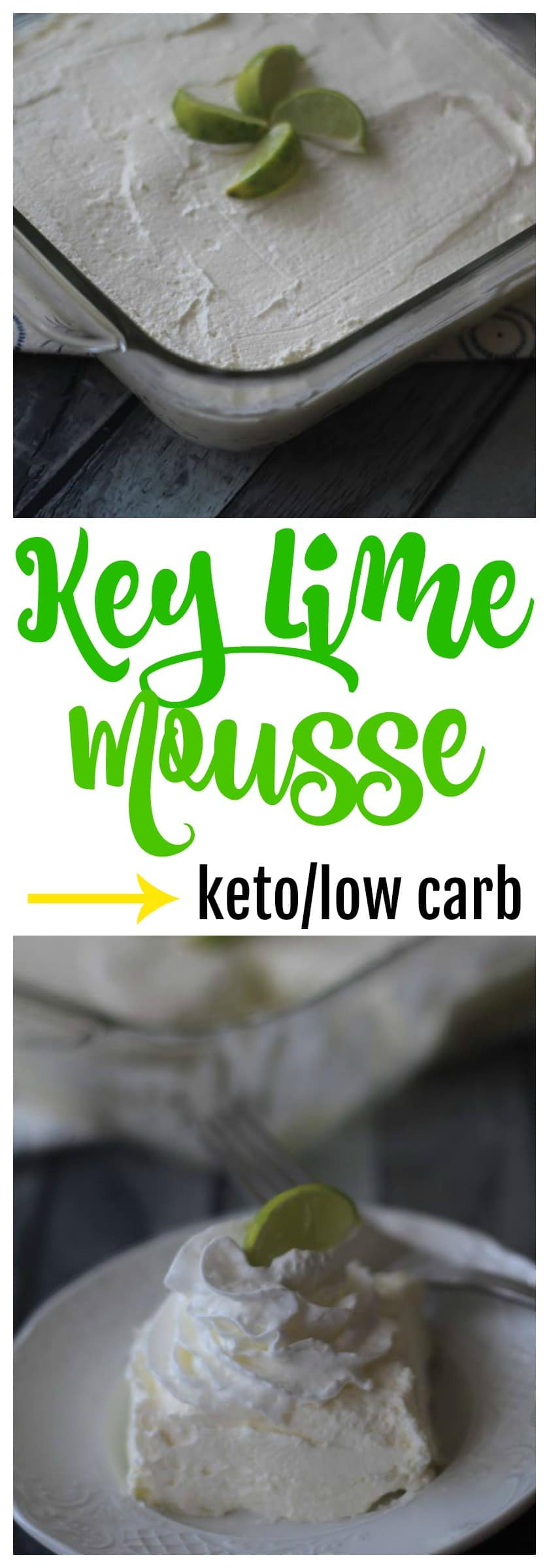 Are Limes Ok On Keto Diet  Keto Low Carb Key Lime Mousse Dessert Keto & Low Carb