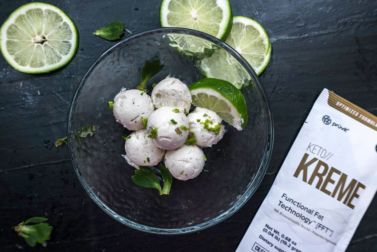 Are Limes Ok On Keto Diet  KETO KREME Key Lime Pie Fat Bomb Recipe
