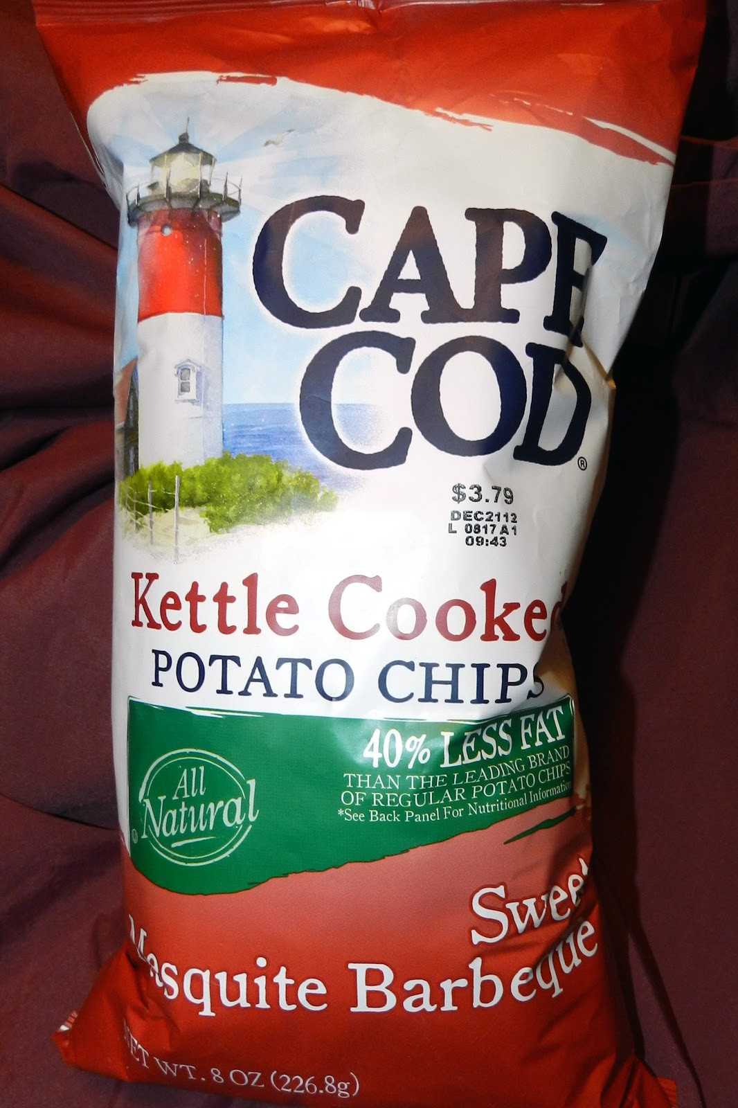 Are Potato Chips Gluten Free  Gluten Free Brands Cape Cod Kettle Cooked Potato Chips
