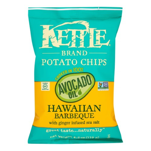 Are Potato Chips Gluten Free  Kettle Brand Gluten Free Potato Chips Hawaiin BBQ 4 2 Oz