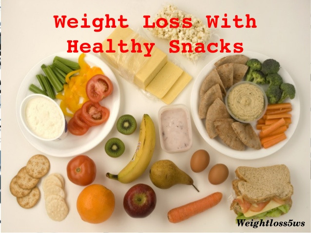 Are Pretzels Healthy For Weight Loss  Healthy snacks for weight loss