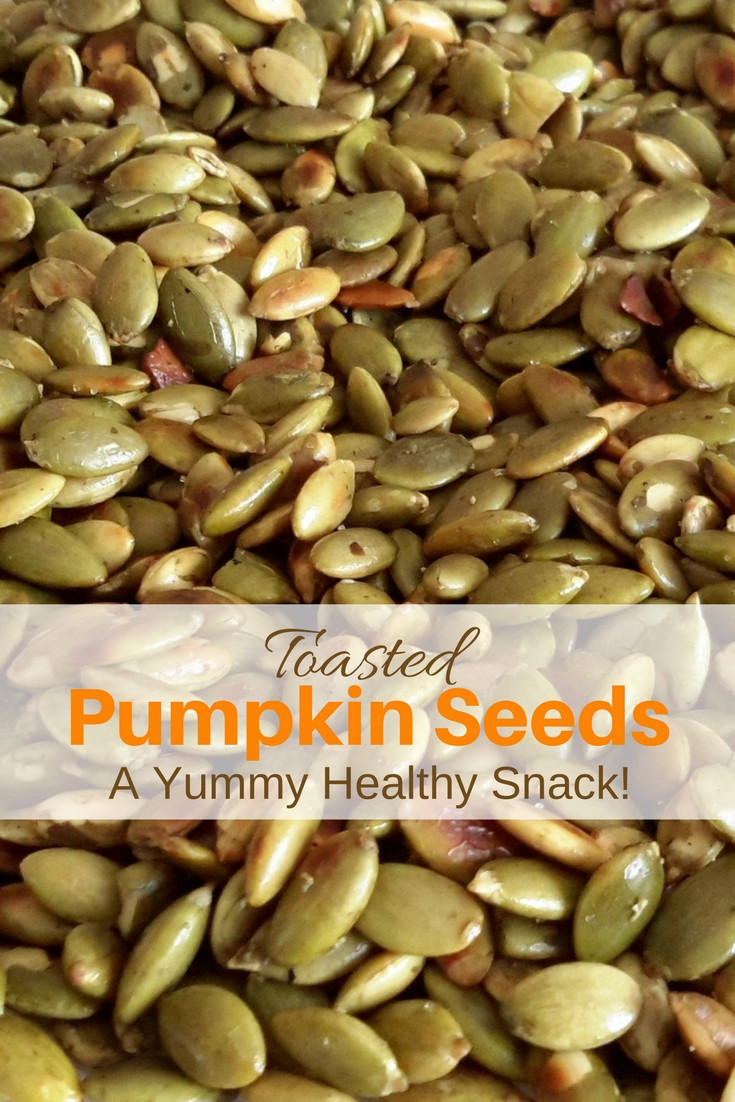 Are Pumpkin Seeds Healthy  Toasted Pumpkin Seeds A Healthy Snack You Make it Simple