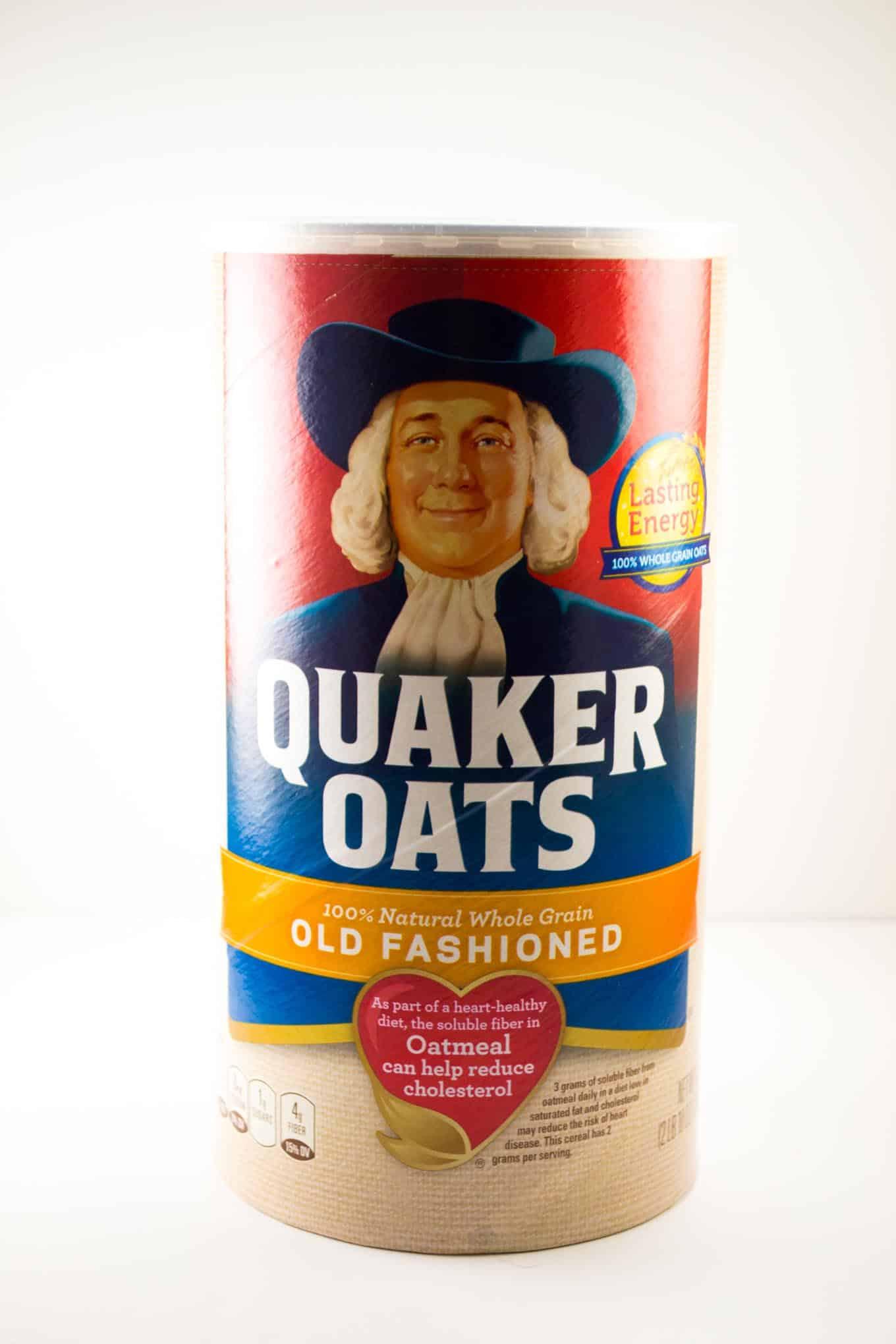 Are Quaker Old Fashioned Oats Gluten Free  5 Minute Peanut Butter Cup Oatmeal vegan gluten free
