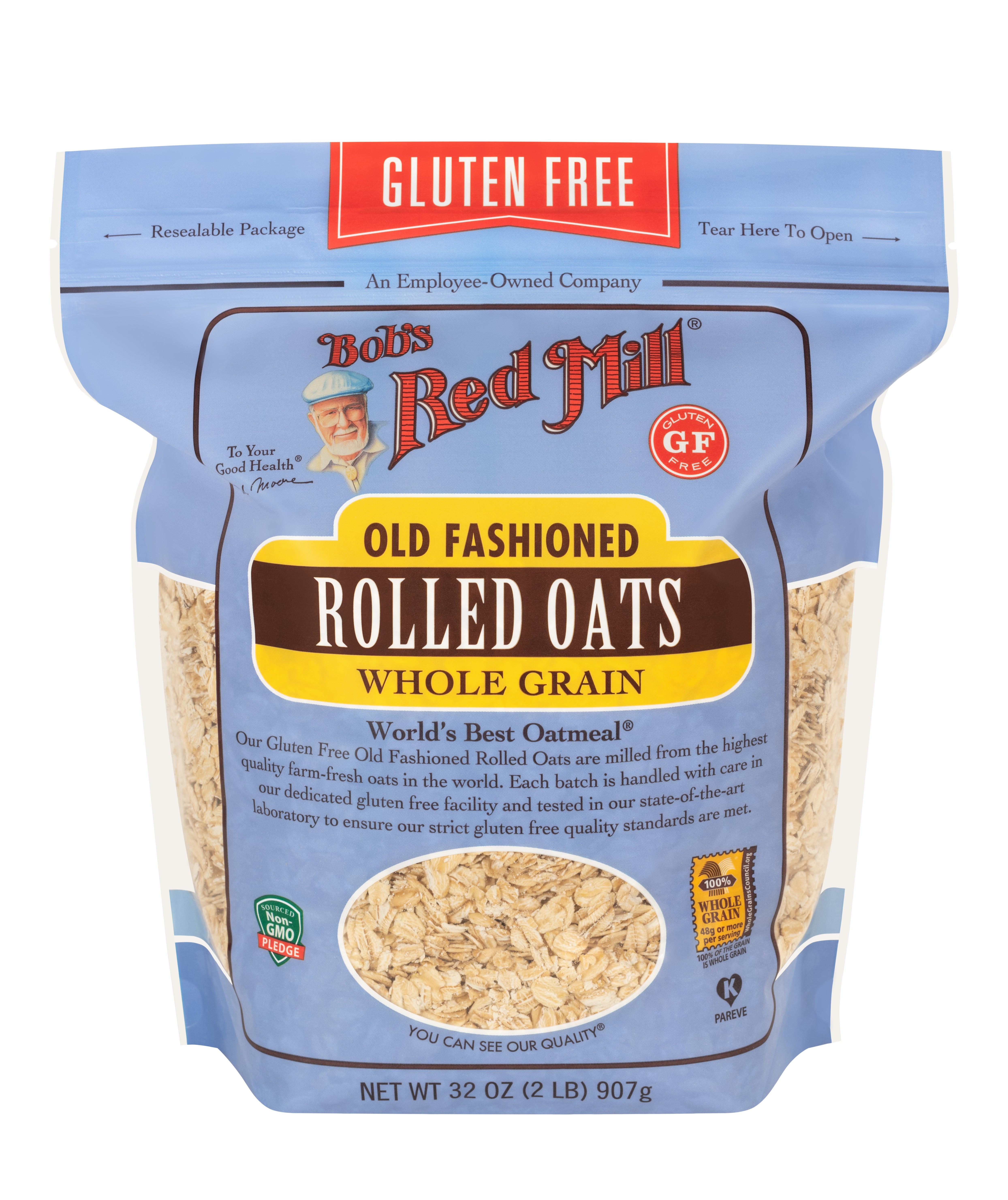 Are Quaker Old Fashioned Oats Gluten Free  Are old fashioned quaker oats gluten free