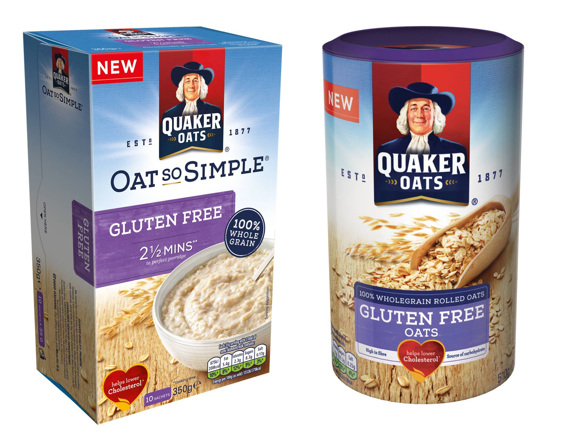 Are Quaker Old Fashioned Oats Gluten Free  Do quaker old fashioned oats have gluten